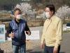 오세현 시장의 '현장 사랑방', 수해 피해 입은 송악면에서 '스타트'