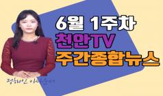 2021년 6월1주차 천안TV 주간종합뉴스