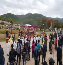 외암민속마을 짚풀문화제, '코로나19 여파' 2년 연속 취소 결정