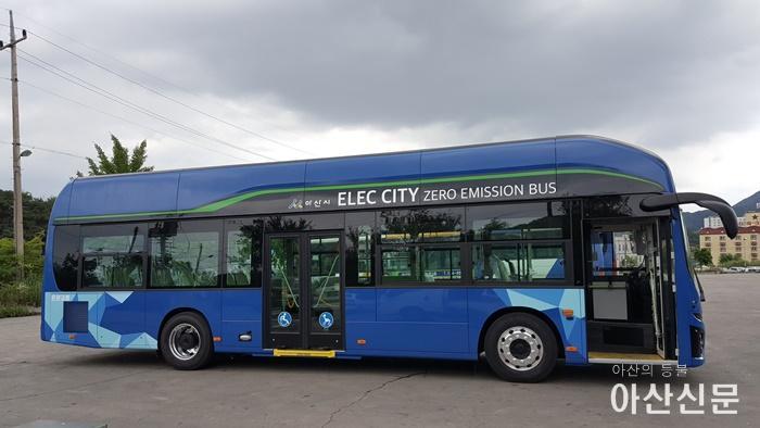 1. 아산시, 공공디자인 전기시내버스 8월 1일 운행 개시.jpg
