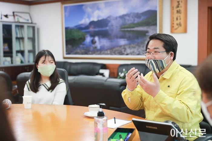 2-1. 아산시, 코로나19 위기 시민의식 남달라.jpg